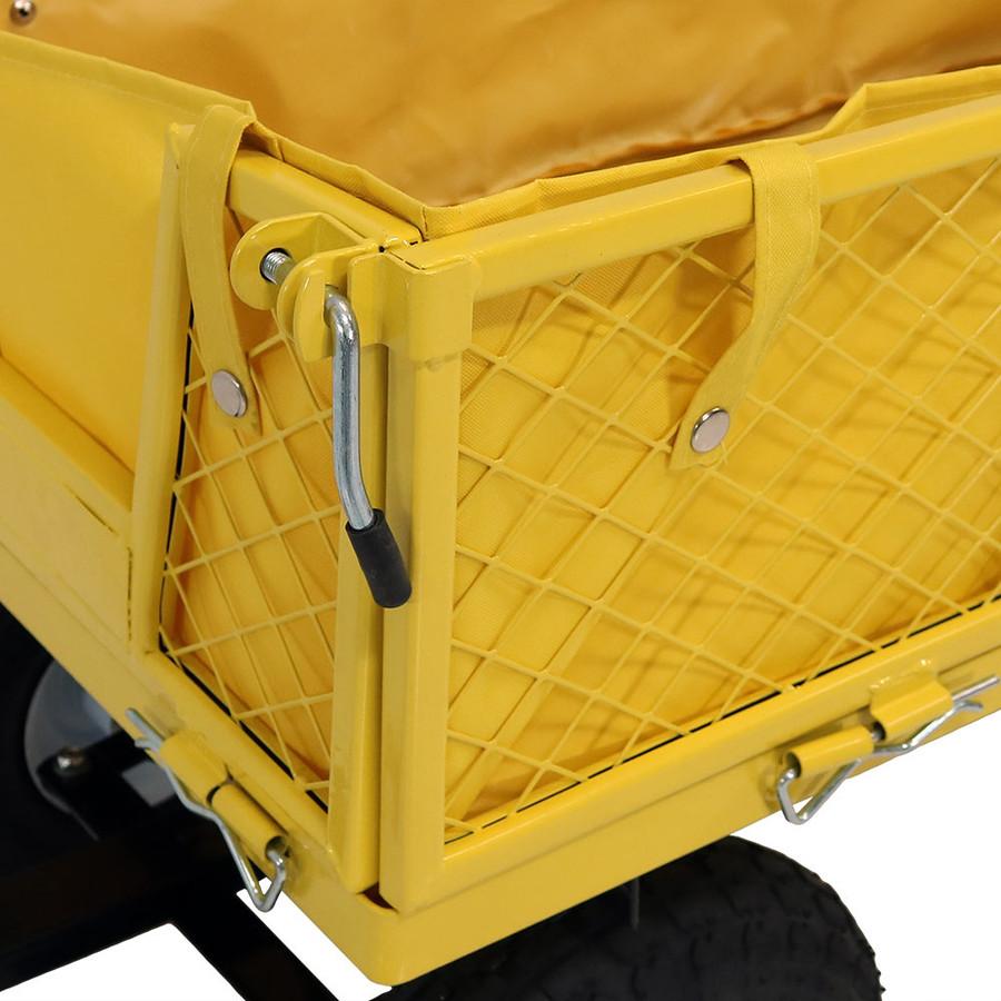 Yellow Cart Liner
