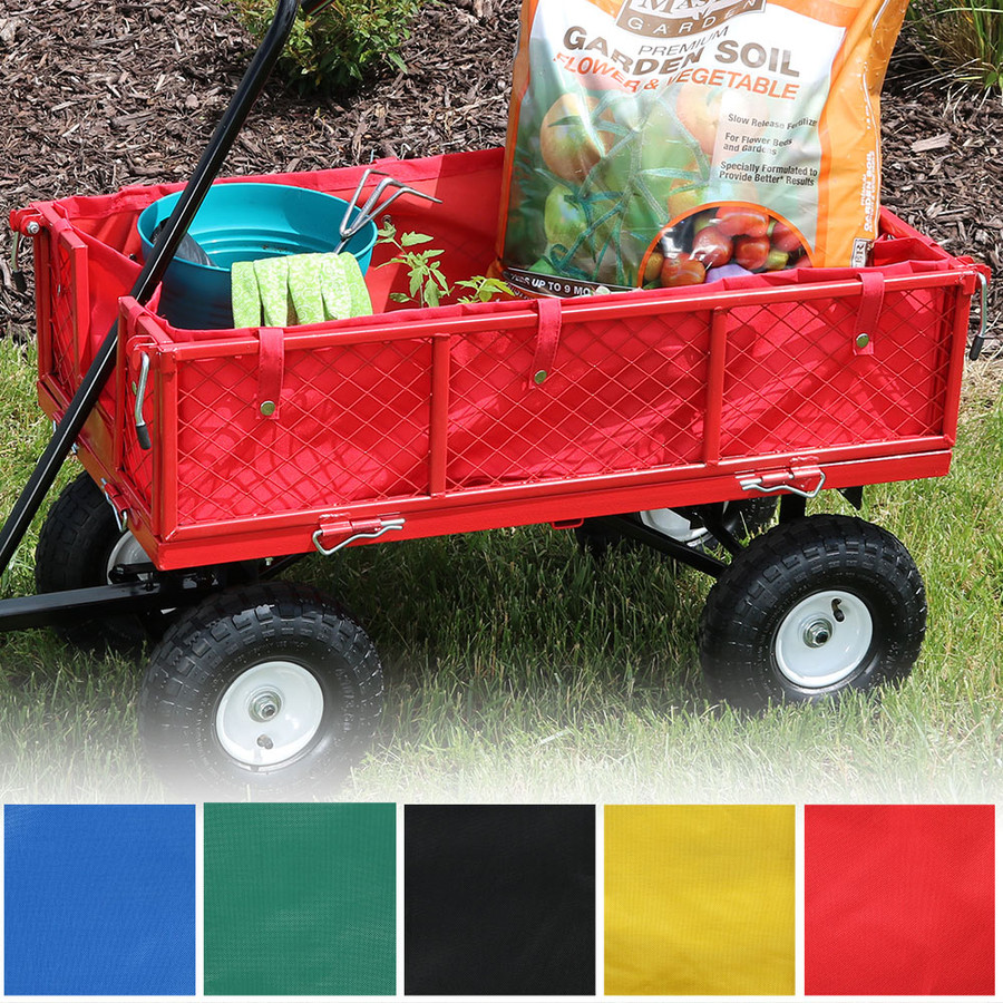Color Options - Cart not included