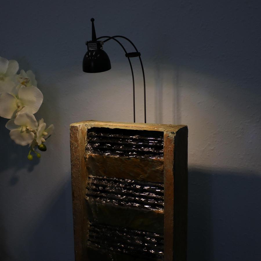 Light Shown in Dark