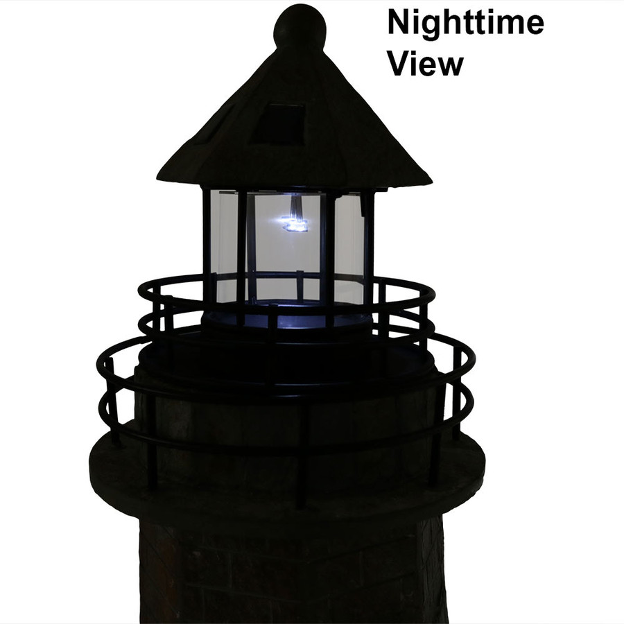 Top Nighttime View