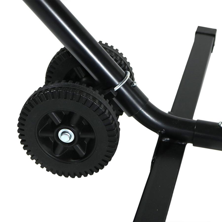 Wheel Kit on Stand