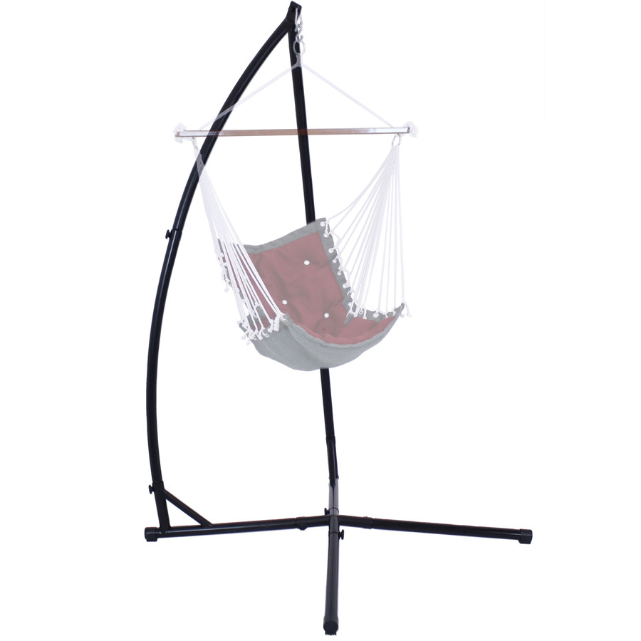 Stand Shown with Hammock Chair (Chair Not Included)