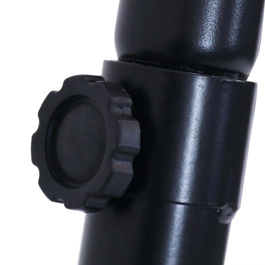 Closeup of Knob