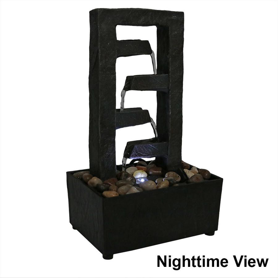 Full View - Nighttime