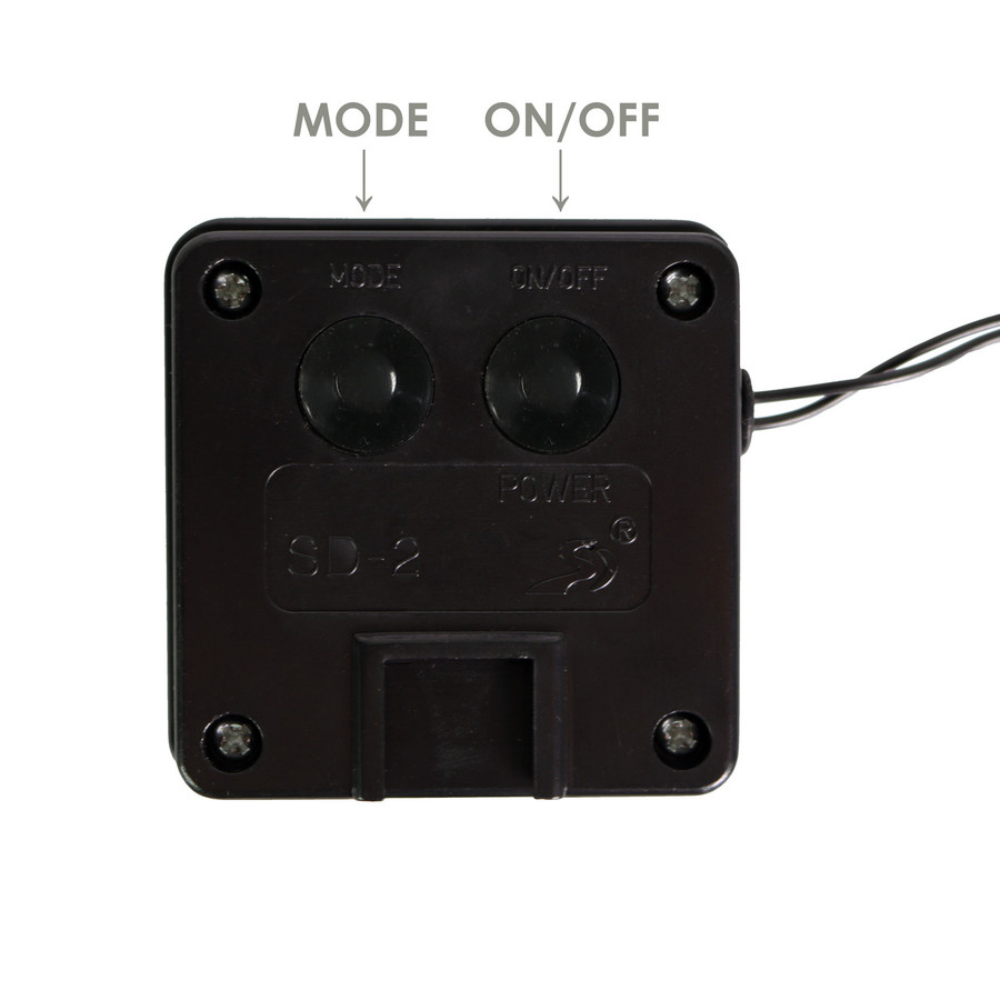 Mode and ON/OFF Button