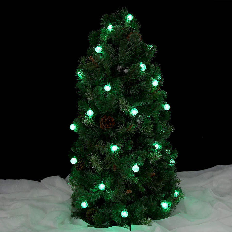 Green on Tree