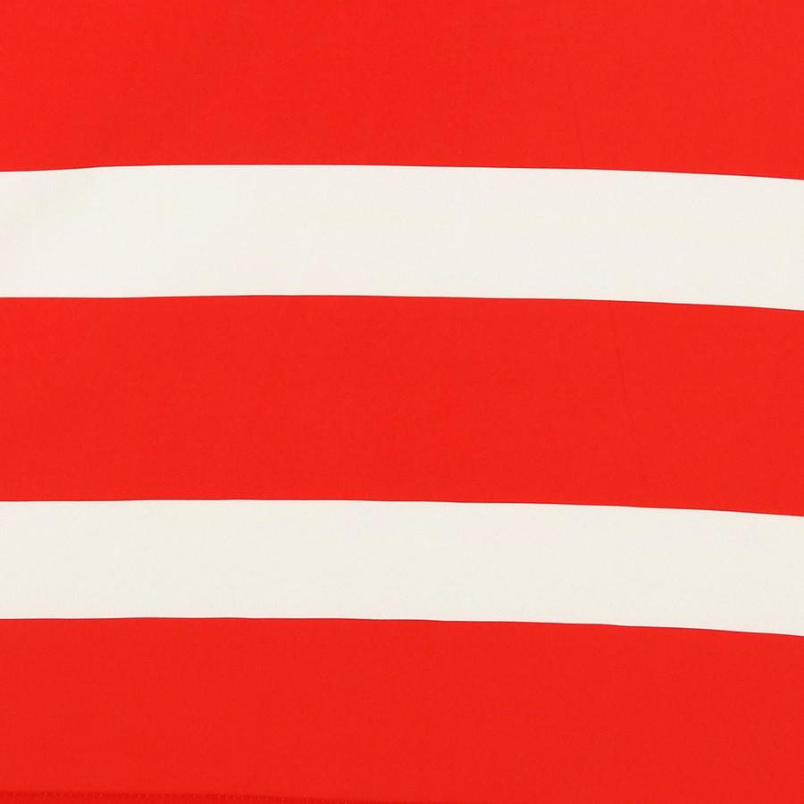 Red Stripe Swatch