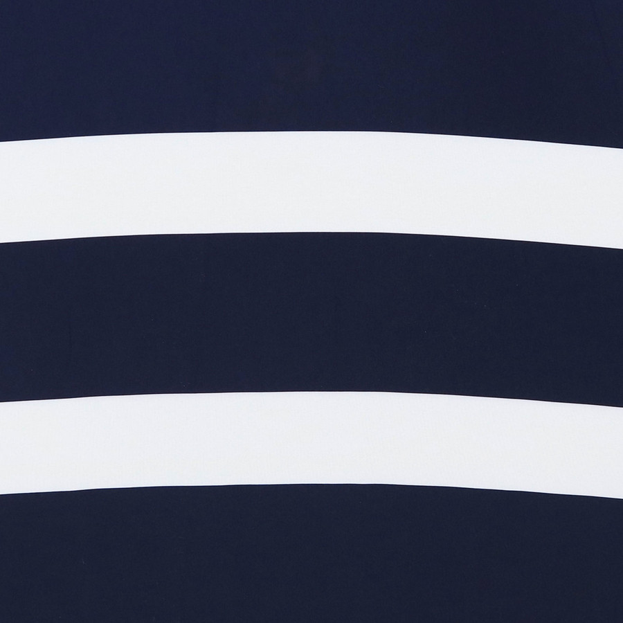 Navy Blue Stripe Swatch