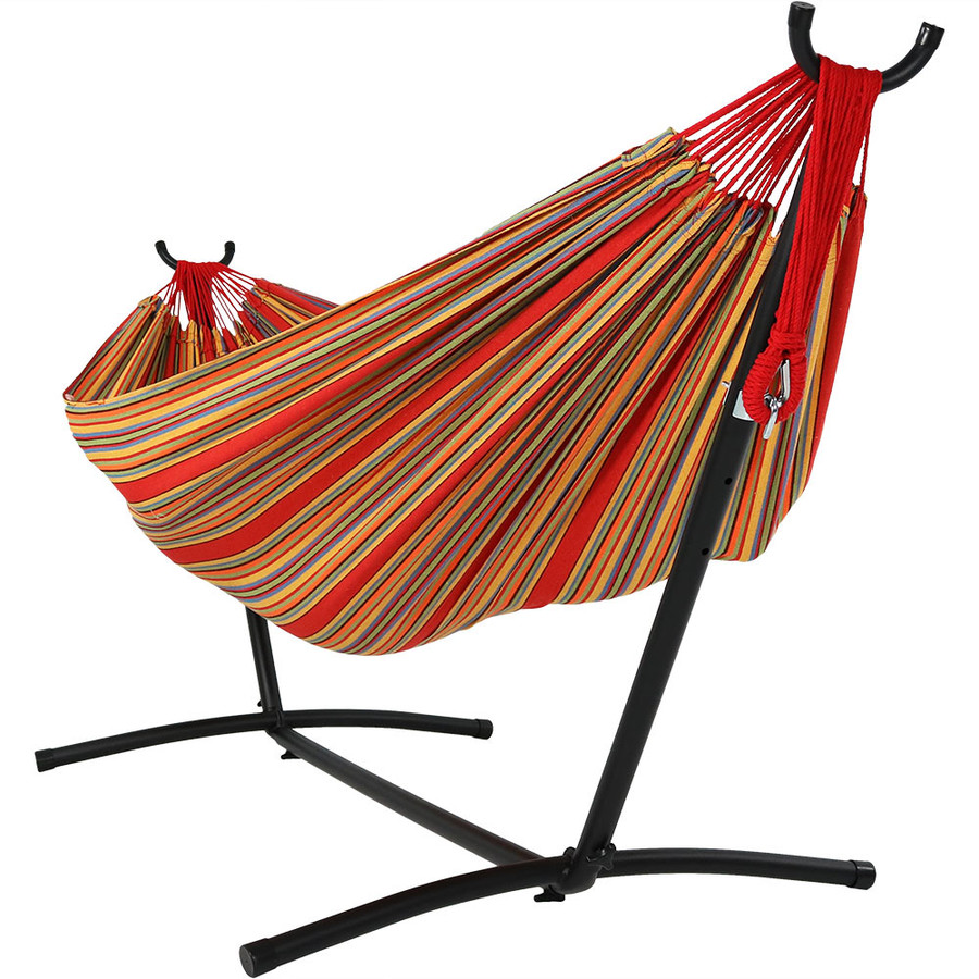 Sunset Hammock with Stand