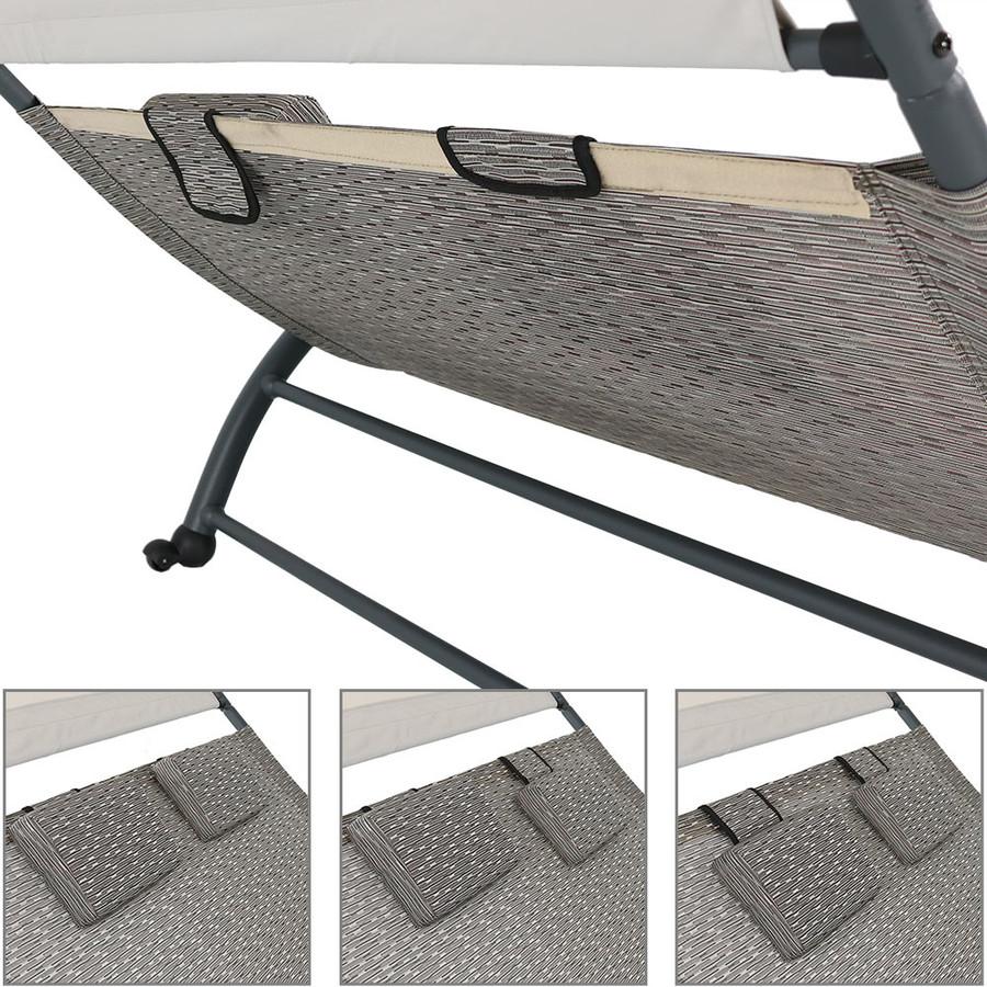 Pillows Attach By Velcro