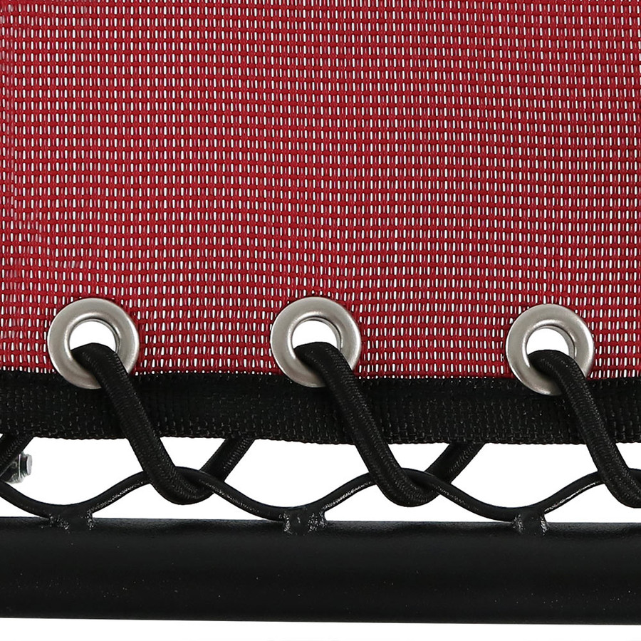 Red Table Single Woven Cord