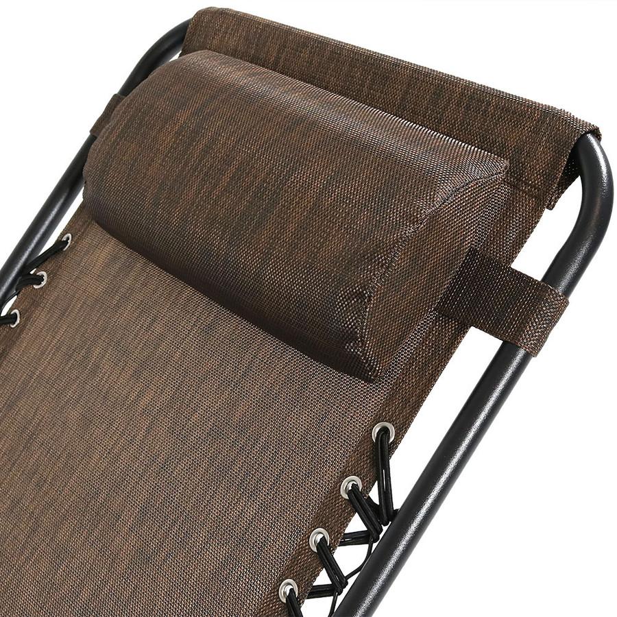 Dark Brown Pillow
