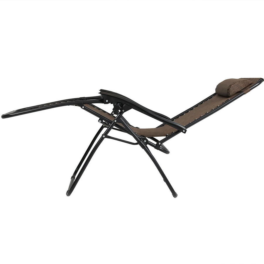 Dark Brown Reclined