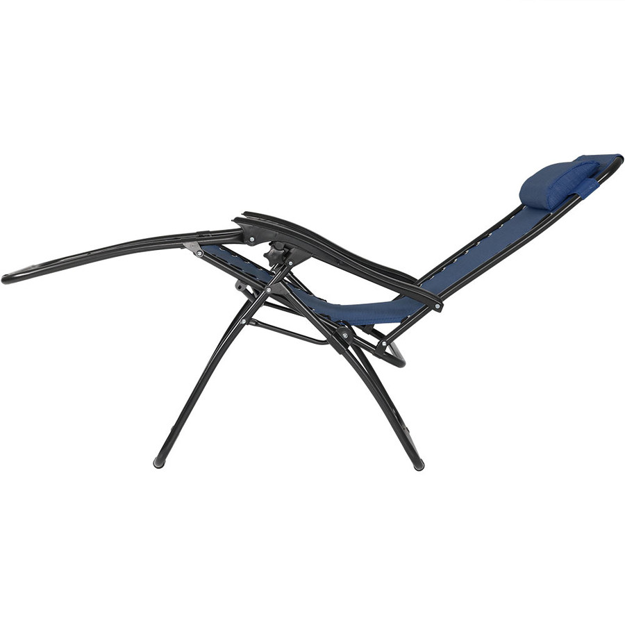 Navy Blue Reclined