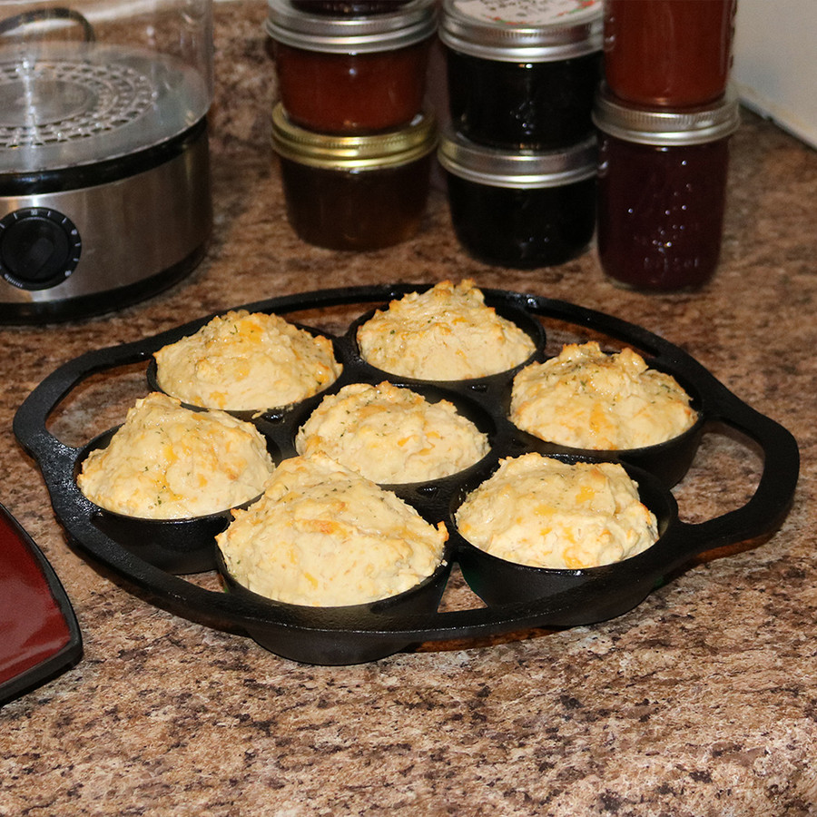 Drop Biscuit Pan