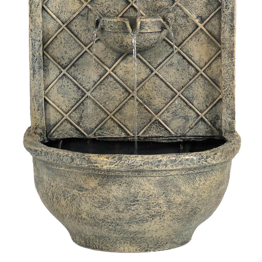 French Limestone Bottom