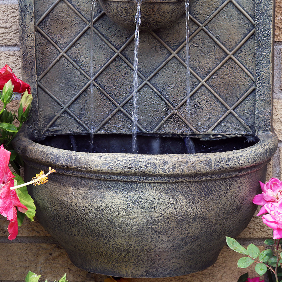 Florentine Stone Bottom Outdoors