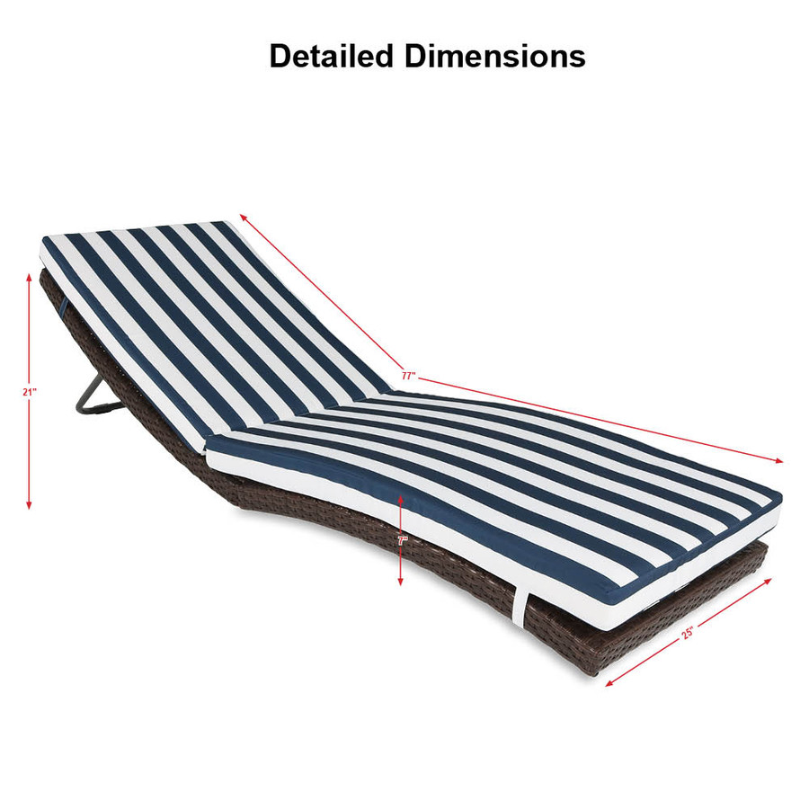 Detailed Dimensions