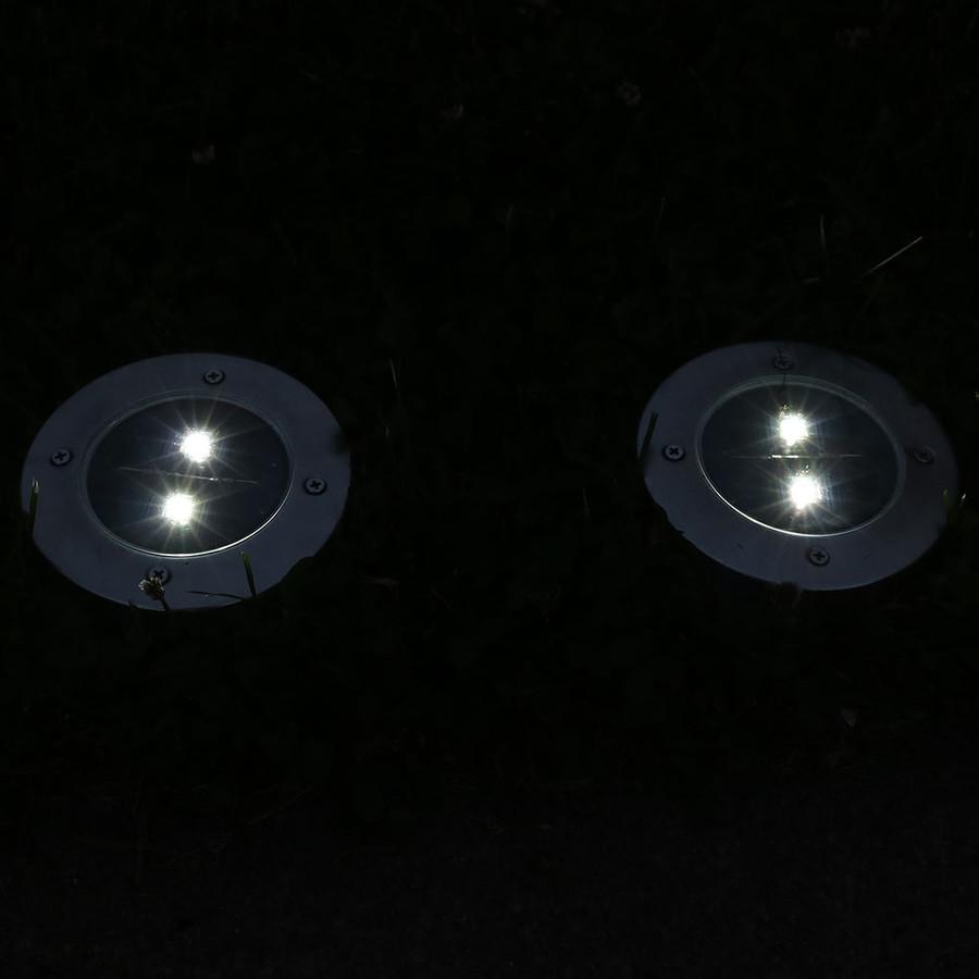 Solar Road Stud LED Light, Lighted