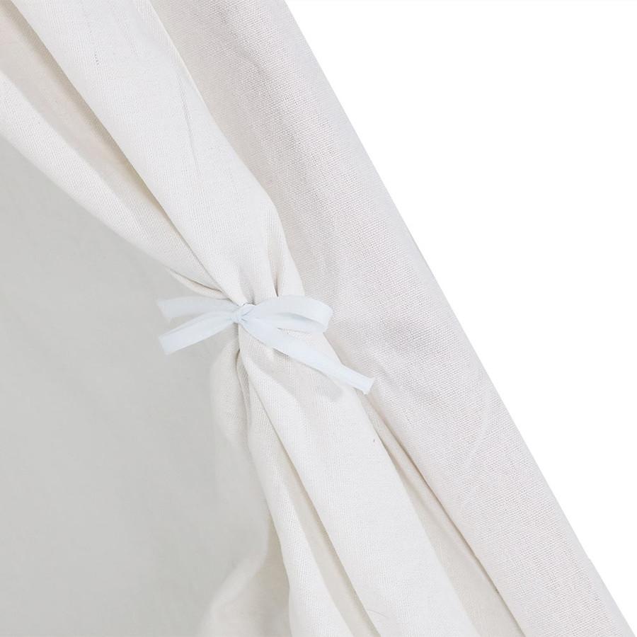 White Ties Closeup