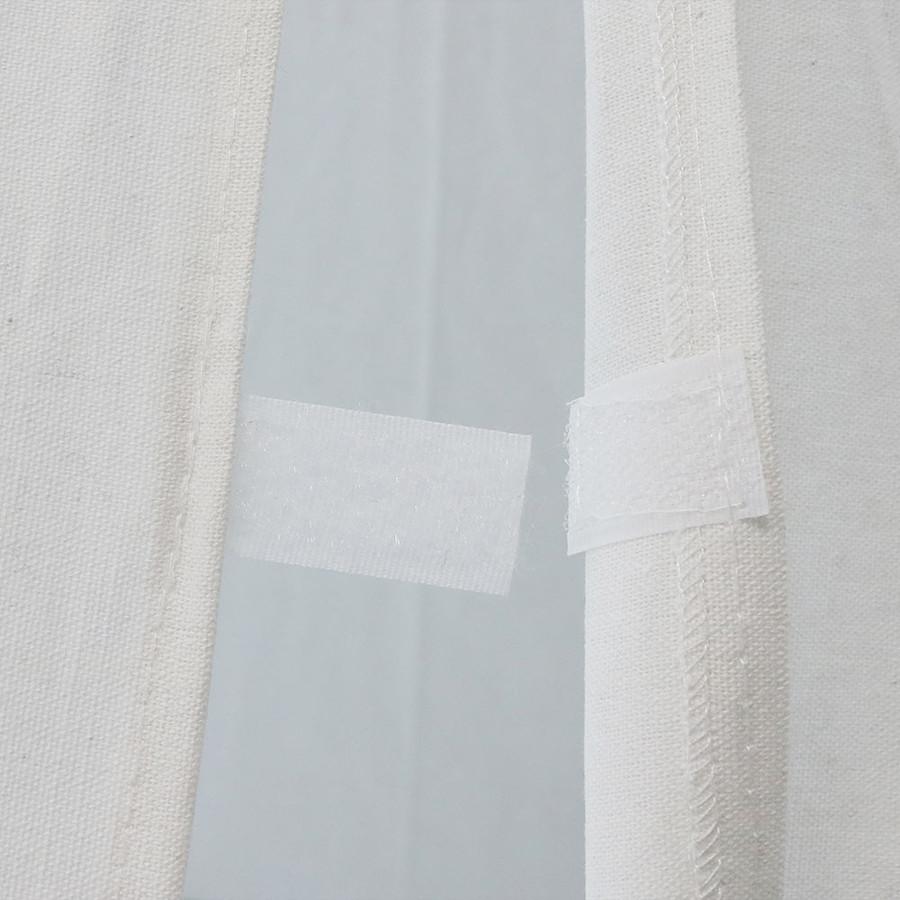 White Velcro Closeup