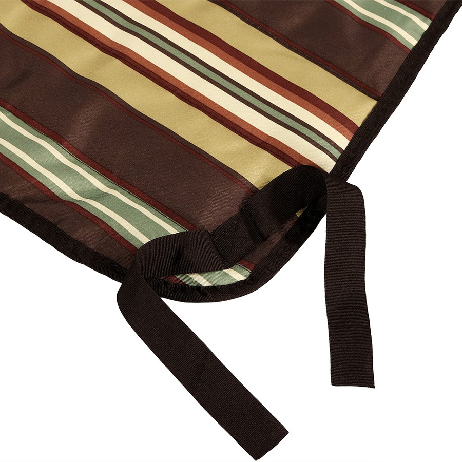 Desert Stripe Side Ties