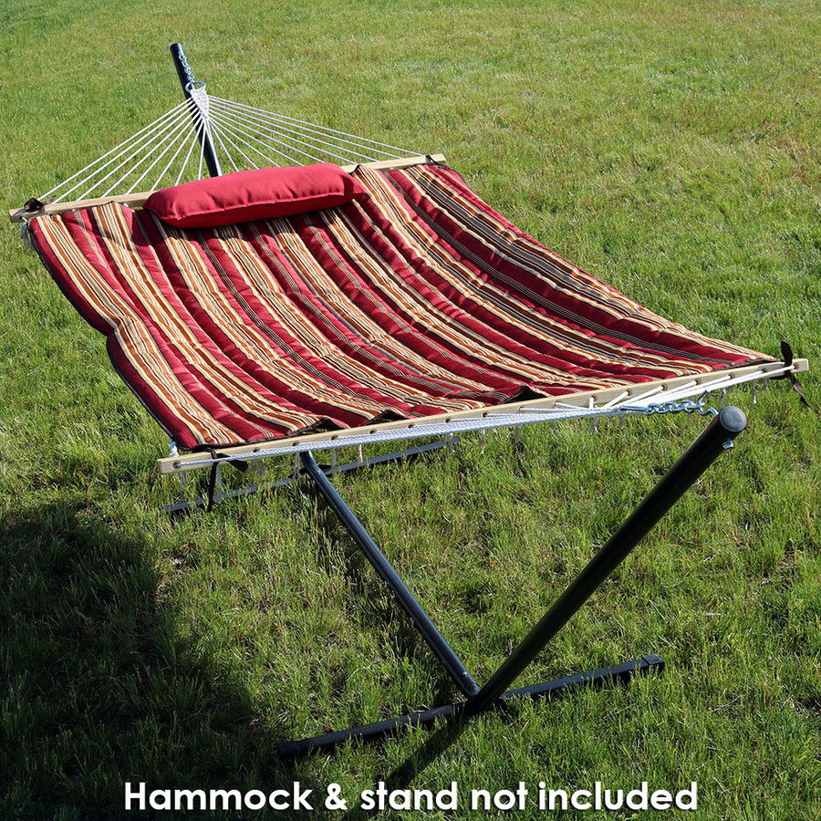 Awning Stripe Outdoors -Hammock and Stand NOT Included
