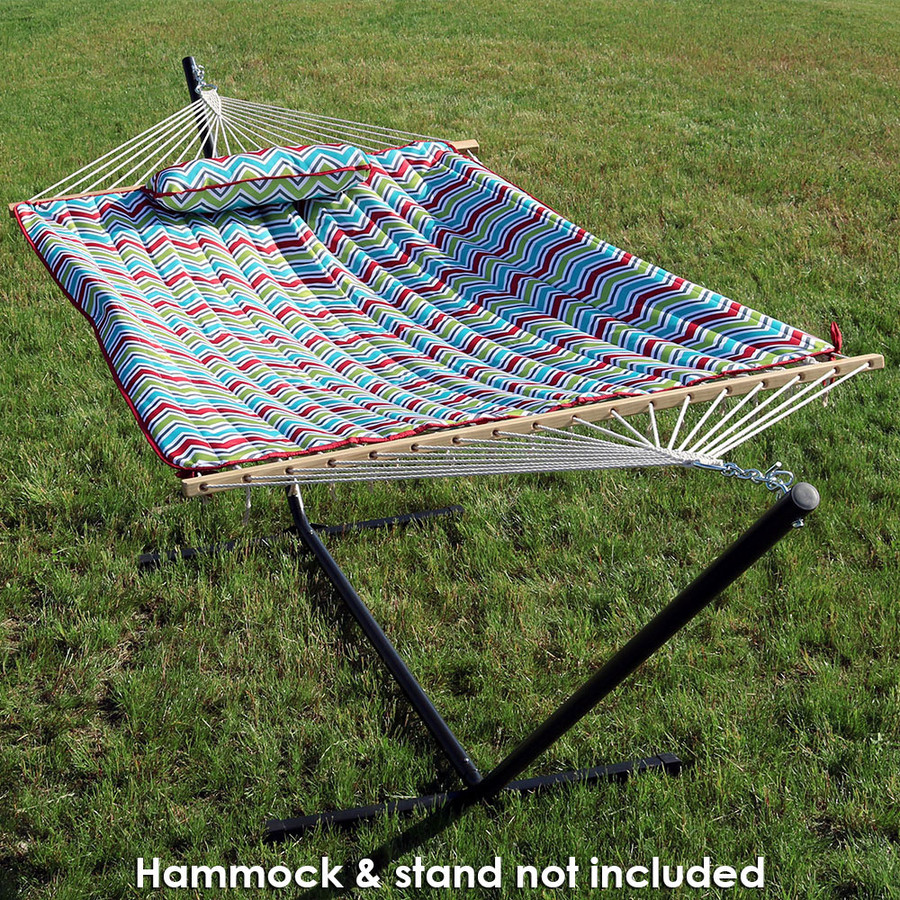 Chevron Stripe (Hammock and Stand NOT Included)