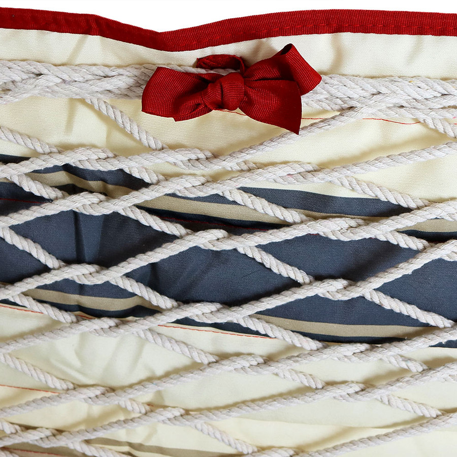 Modern Lines Tie on Hammock (Hammock NOT Included)