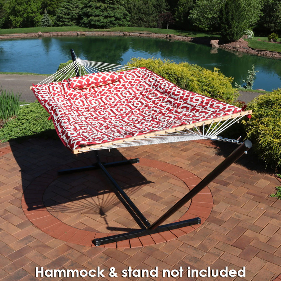 Royal Red Outdoor (Hammock and Stand NOT INcluded)