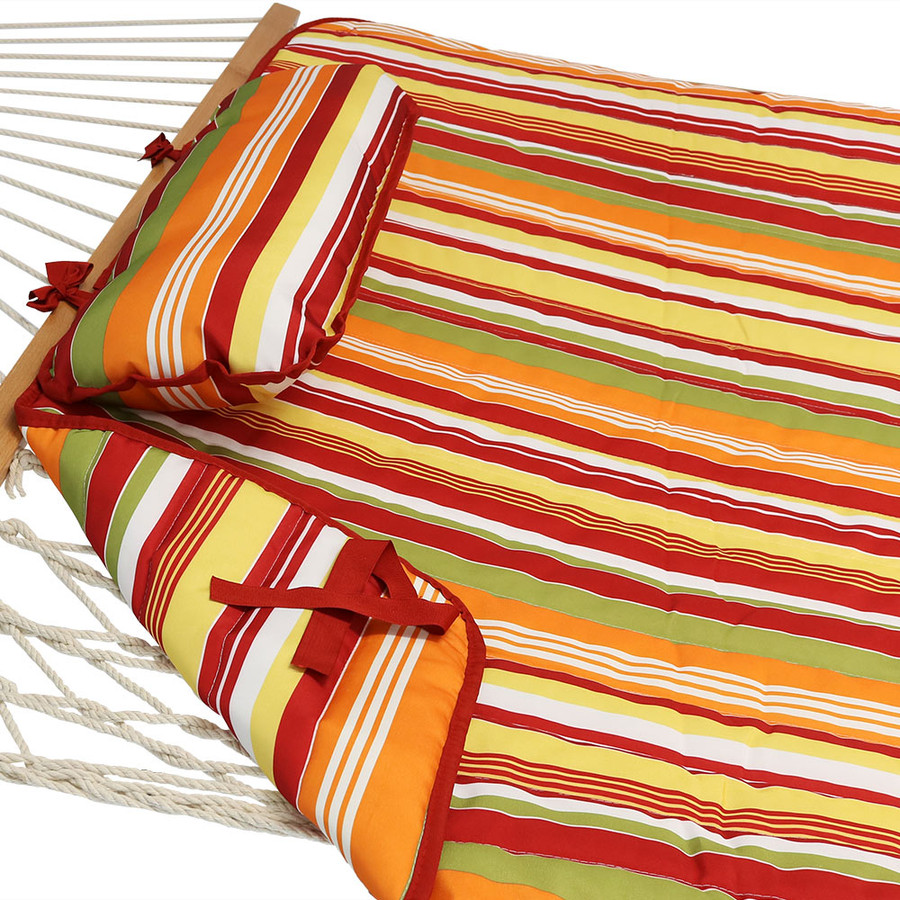 Tropical Orange Stripe (Hammock NOT Included)