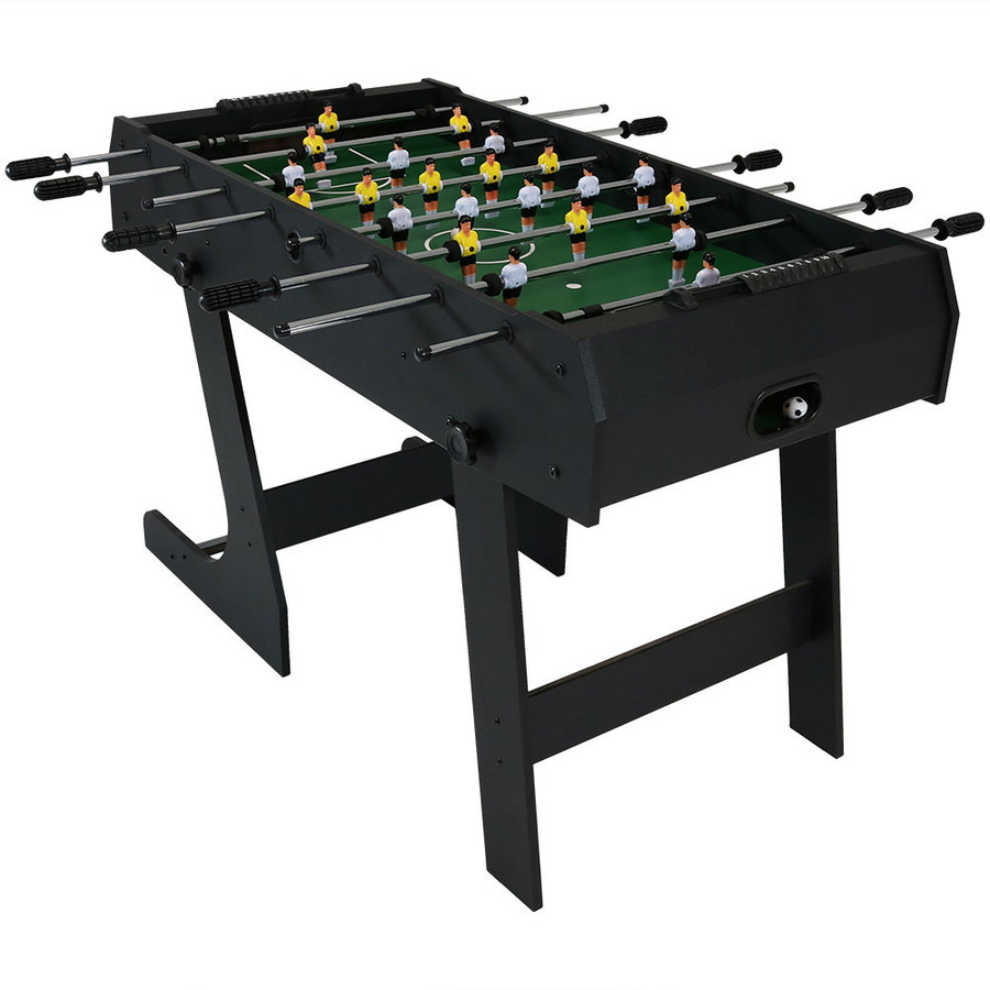 48-Inch Folding Foosball Game Table
