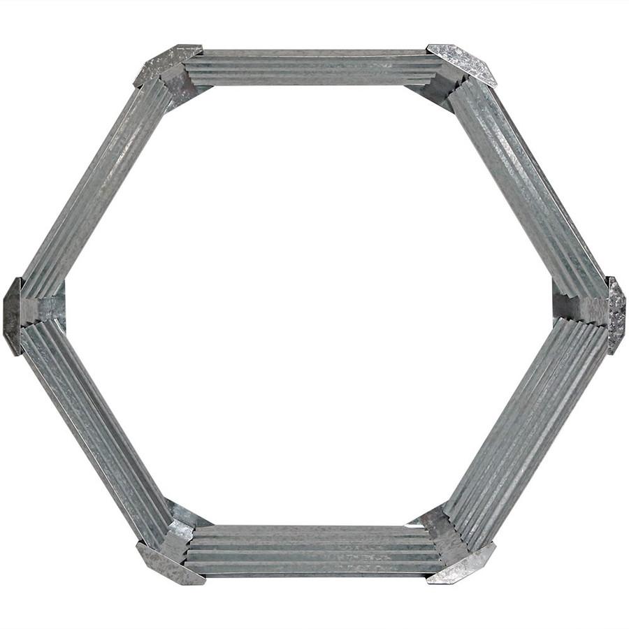 Hexagon Top View