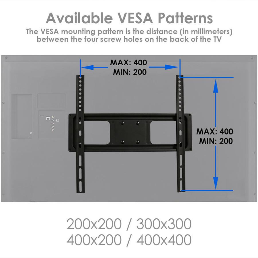 Standard VESA Wall Mount