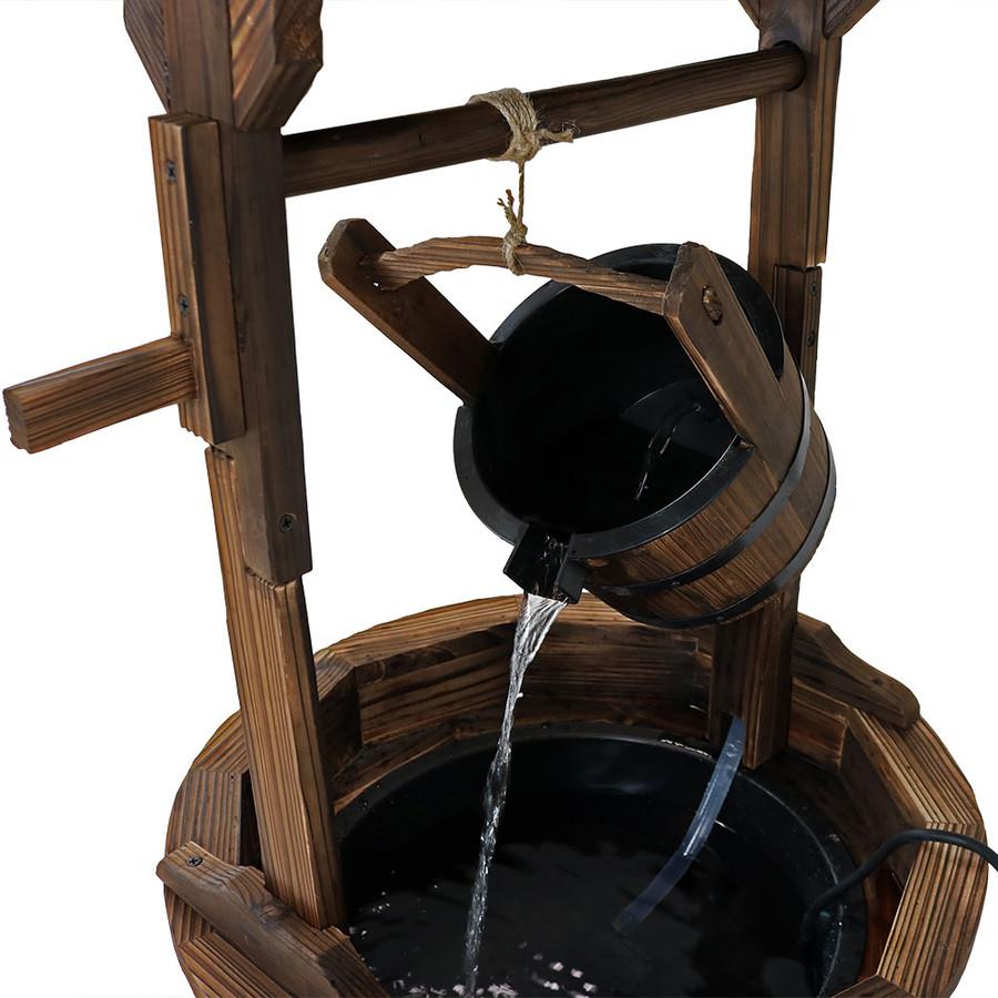 Closeup of Bucket