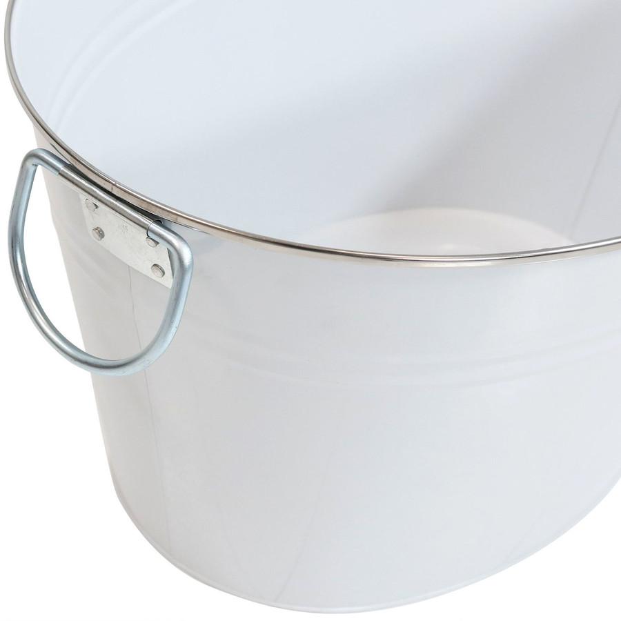 Closeup of Handle on Bucket