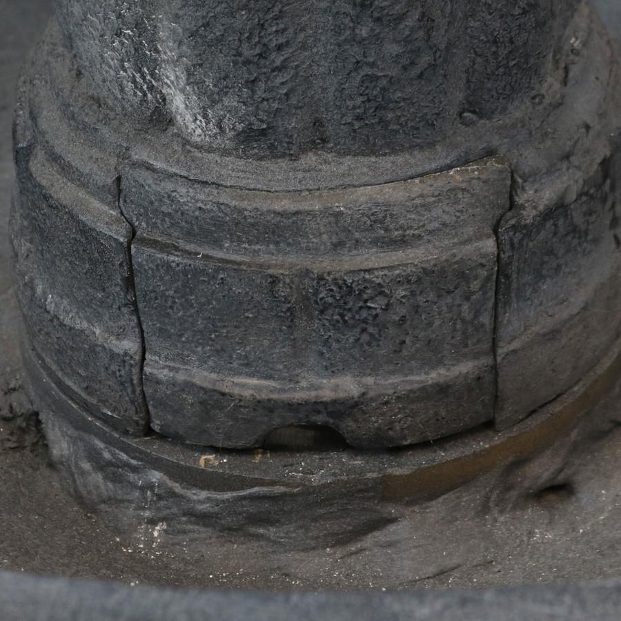 Closeup of Panel Concealing Pump