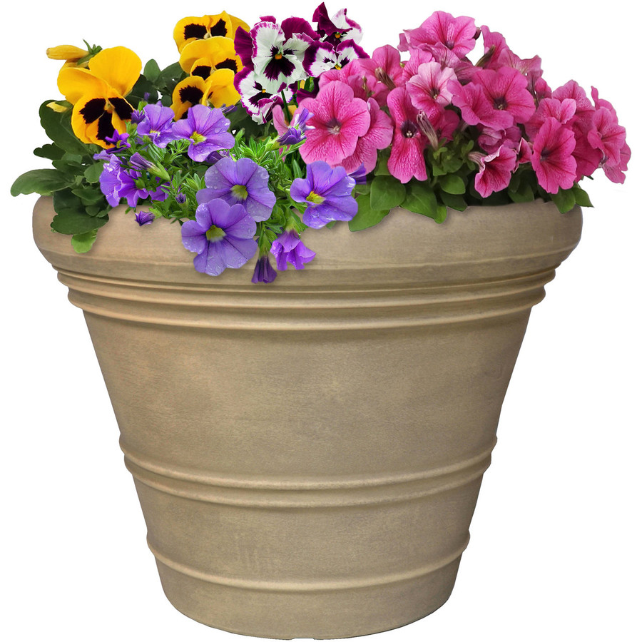 Prescott Indoor/Outdoor Single Planter