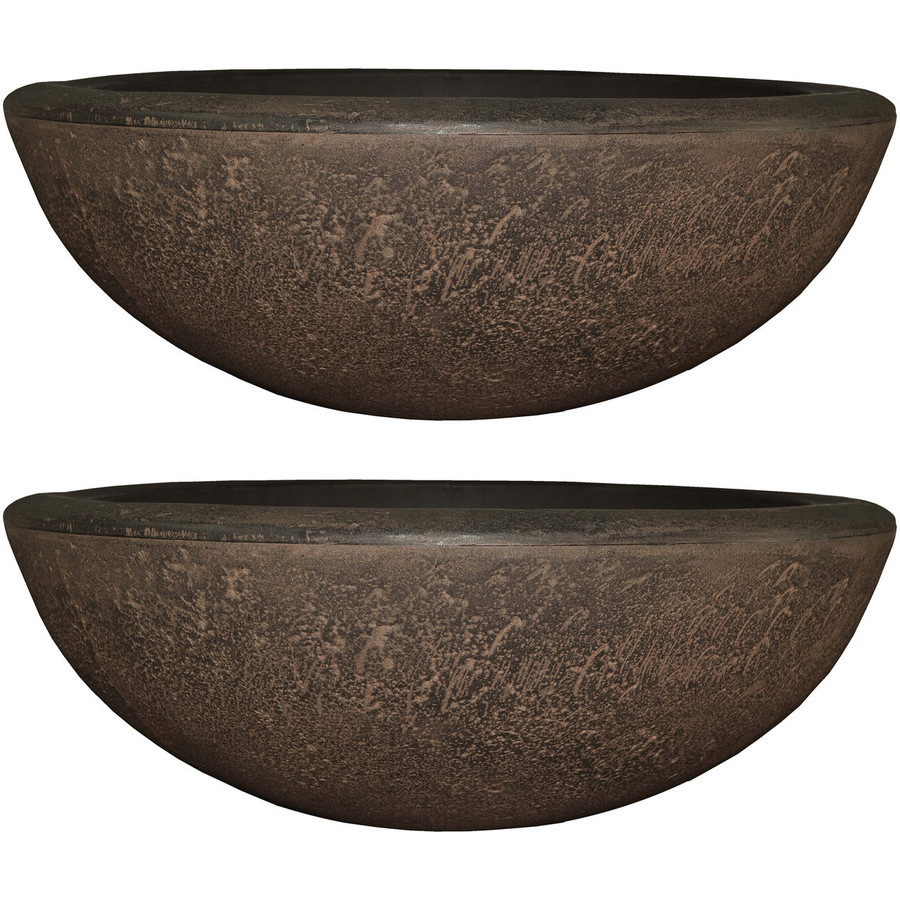 Percival Indoor/Outdoor Planter, Set of 2