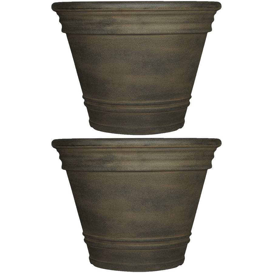 Franklin Indoor/Outdoor Planter, Set of 2