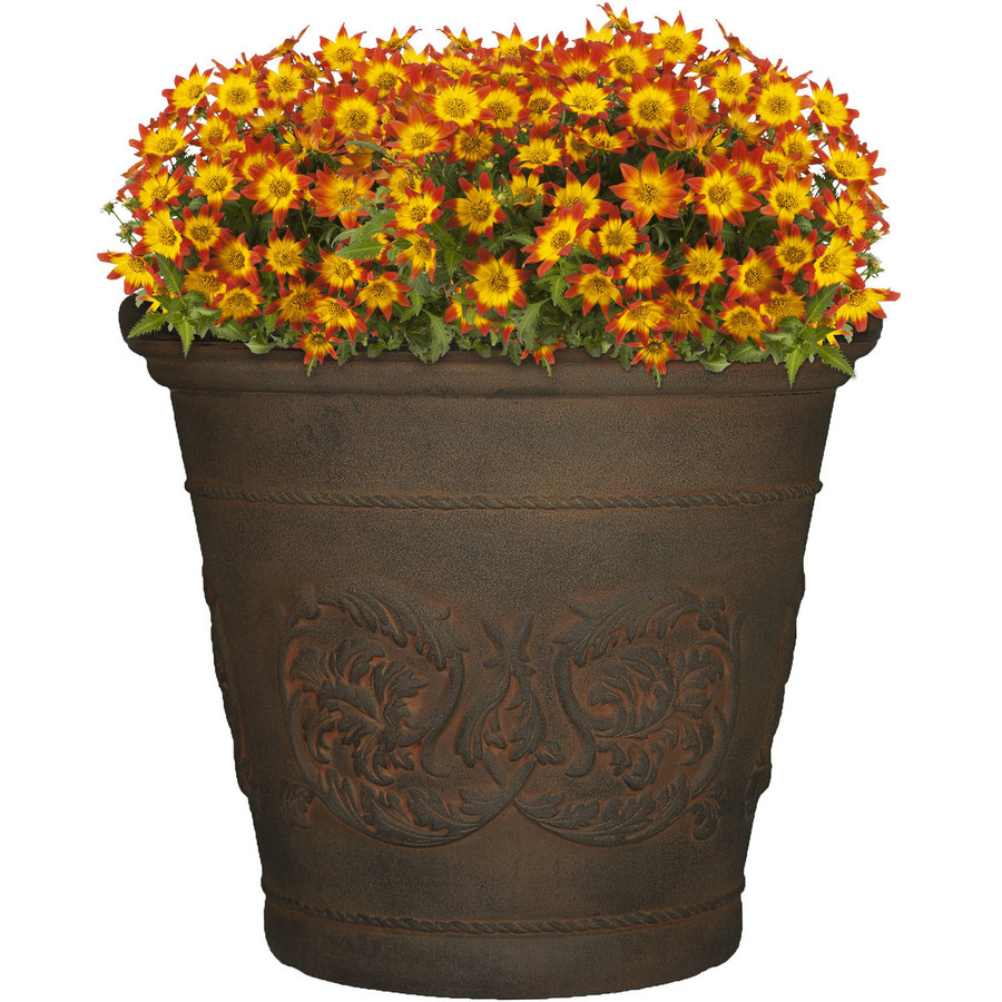 Arabella Sable Indoor/Outdoor Planter, Single