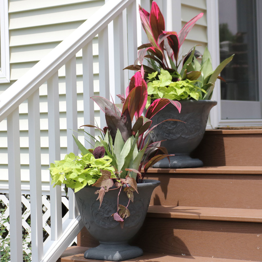 Slate Planter, Set of 2