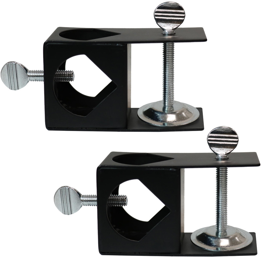 Deck Clamp with Adjustable Hardware, Set of 2