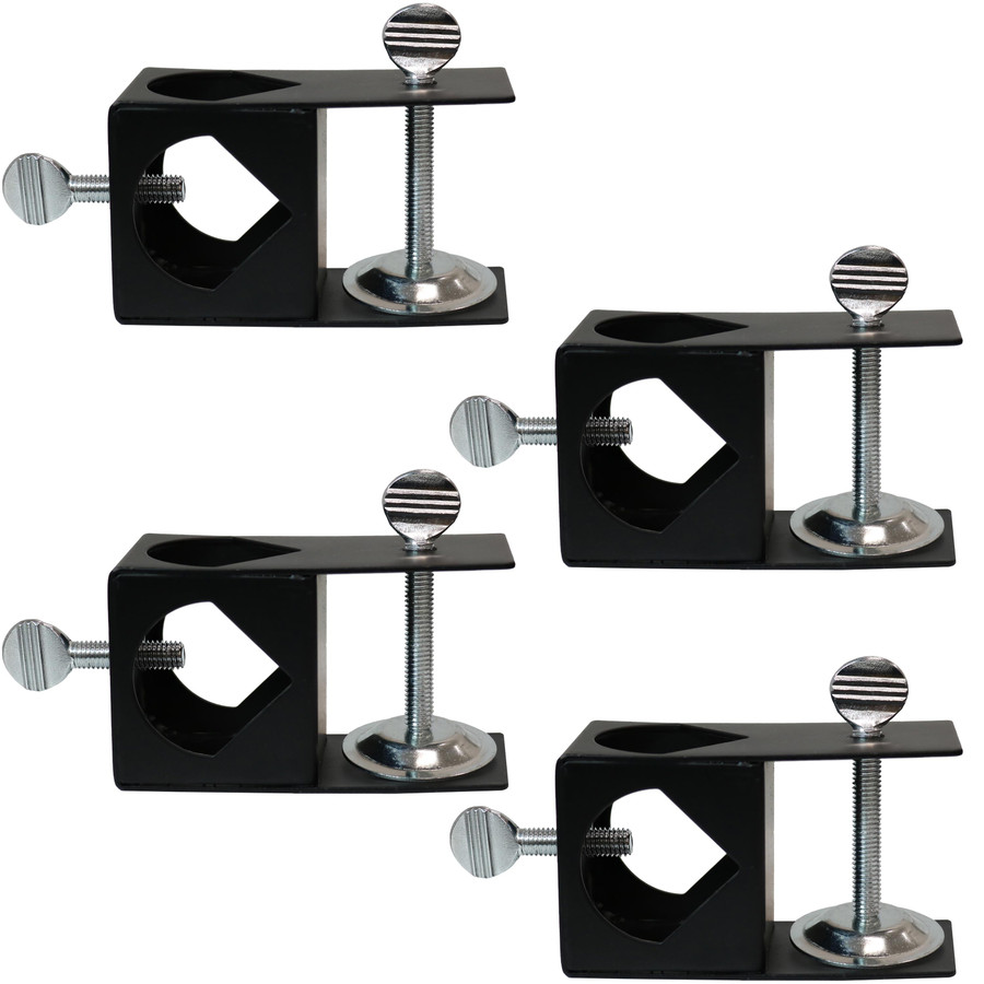 Deck Clamp with Adjustable Hardware, Set of 4