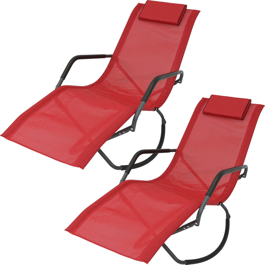Red, Set of 2