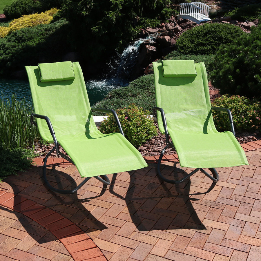 Green, Set of 2