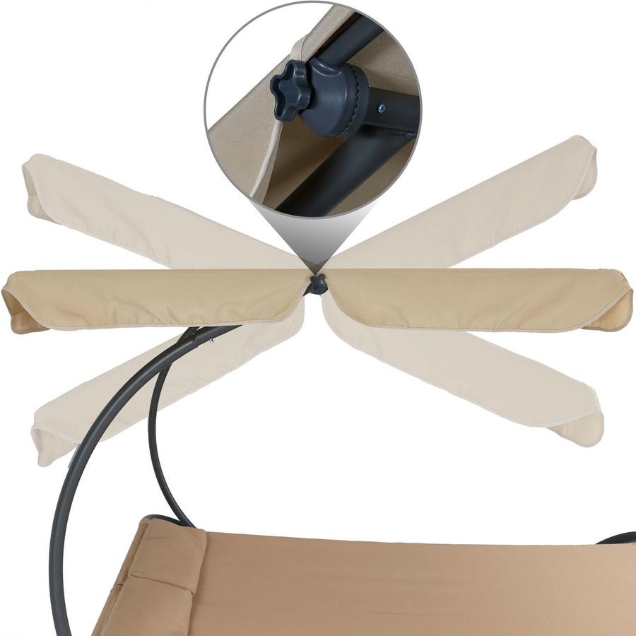 Canopy Tilt Function
