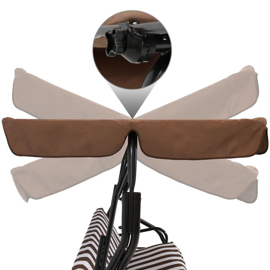 Adjustable Canopy, Brown