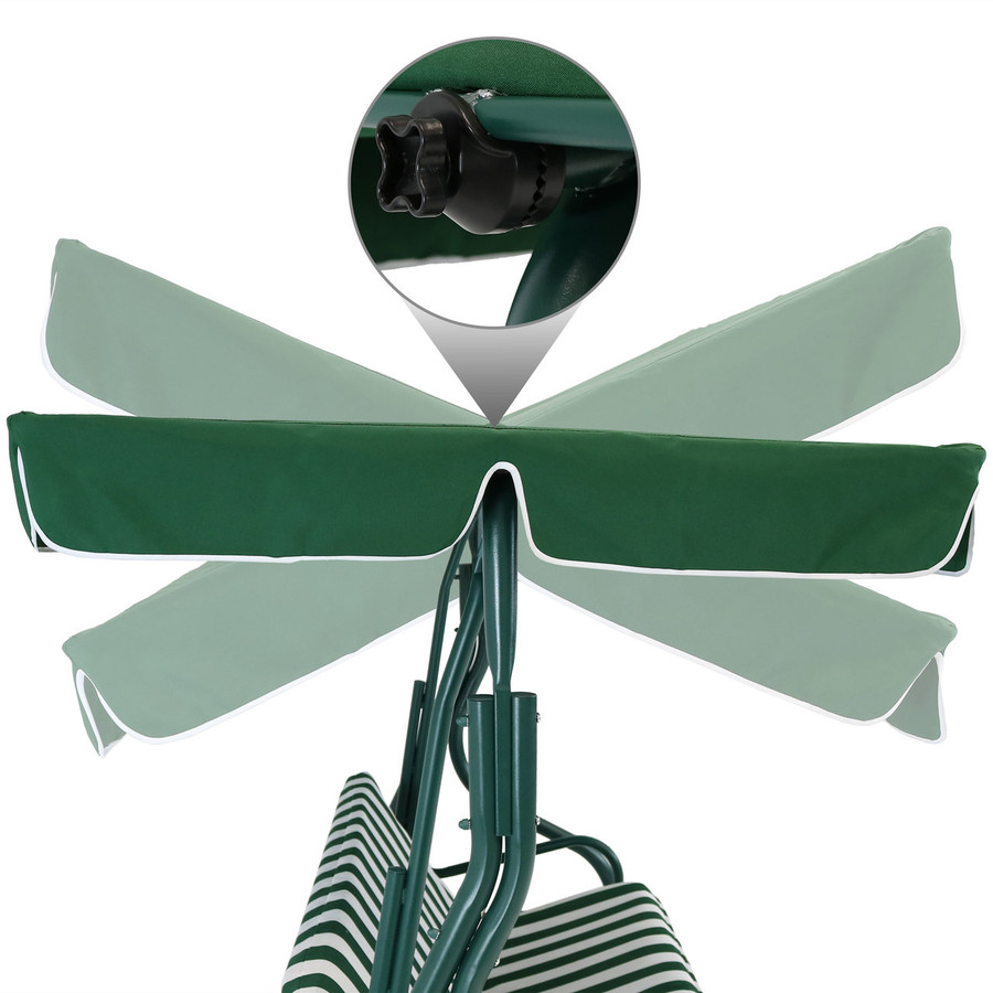 Adjustable Canopy, Green