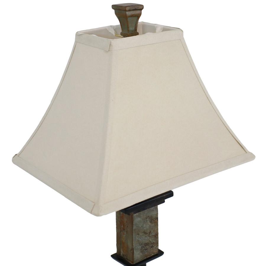 Closeup of Top of Lamp